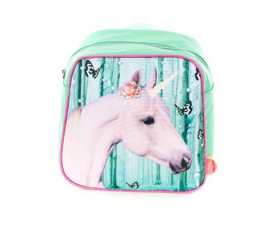 69c6316417e Rugzak Unicorn | Rugzak Eenhoorn | Rugzak Kunstboer | Kleurrijke kinder  rugzak | Stevige Kinder rugzak