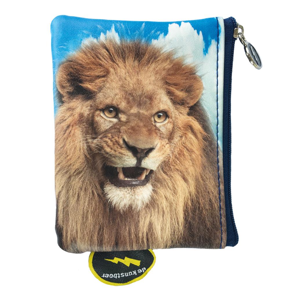 d94961dae07 Portemonnee Lion | Portemonnee leeuw | Jongensportemonnee ...