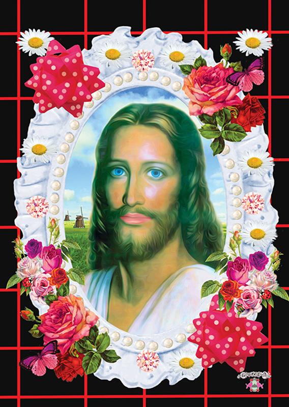 KAART JEZUS