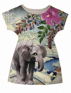 JURKJE ELEPHANT EYES